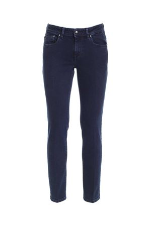 5-POCKET JEANS IN BLUE FAY | 24 | NTM8241197LSHR3170