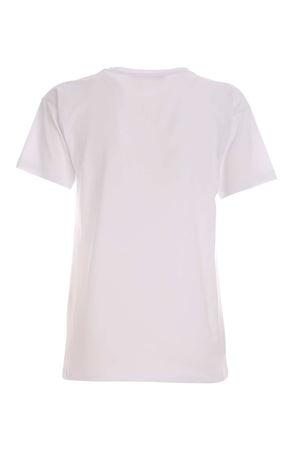 LIGHT ROSE T-SHIRT IN WHITE GIADA BENINCASA | 8 | F0803TR1