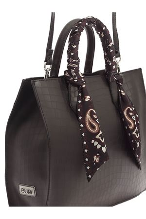 BLACK COCONUT PRINT SHOPPER GUM | 5032265 | BS1708COCCOCOWBOY001