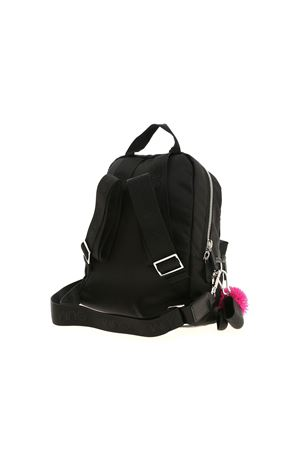 CAMERA BAG BLACK BACKPACK FEATURING CHARM GUM | 10000008 | ZNBACKPACKCAMBAGSTM001