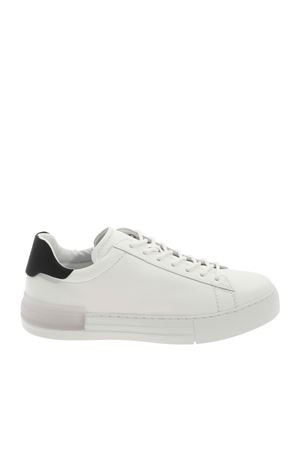 H86N LEATHER SNEAKERS IN WHITE HOGAN | 5032238 | HXM5260CW20KFM0001