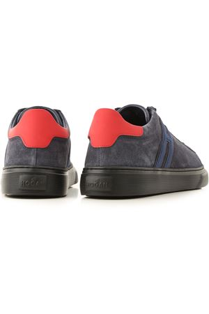 H365 SNEAKERS IN DARK BLUE HOGAN | 120000001 | HXM3650J301NZ8206N