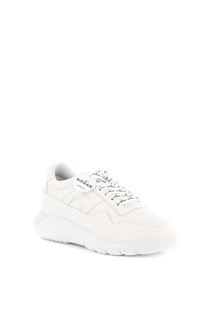 INTERACTIVE SNEAKERS IN WHITE HOGAN | 120000001 | HXM3710CP50LE9B001