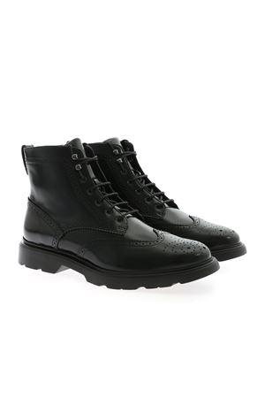 H393 BLACK ANKLE BOOTS HOGAN | 5032248 | HXM3930DC707J7B999