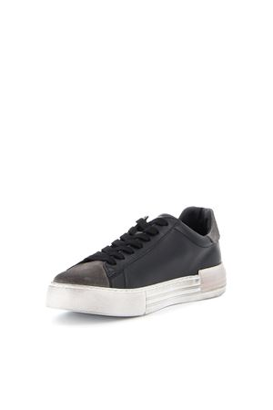 REBEL SNEAKERS IN BLACK HOGAN | 5032238 | HXM5260CW20IHT175E