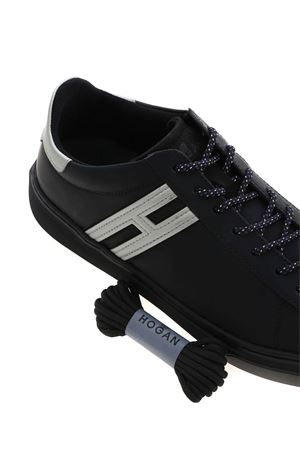 H365 SNEAKERS IN BLACK HOGAN | 120000001 | HXM3650J310OA80353
