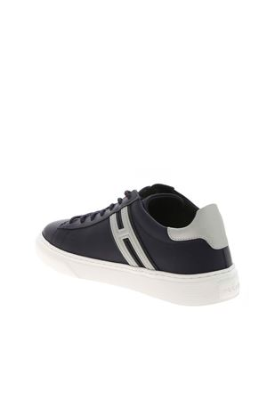 H365 SNEAKERS IN BLUE HOGAN | 120000001 | HXM3650J310OA8123F