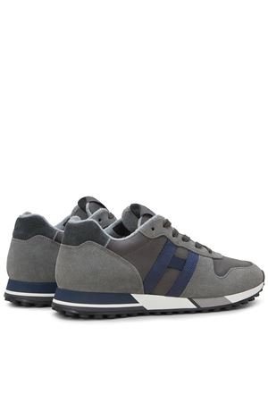 H383 RETRO-RUNNING SNEAKERS IN GREY HOGAN | 120000001 | HXM3830AN51JHL6EEB