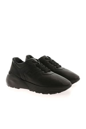 ACTIVE ONE SNEAKERS IN BLACK HOGAN | 120000001 | HXM4430BR10LE9B999