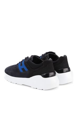 ACTIVE ONE SNEAKERS IN DARK BLUE HOGAN | 120000001 | HXM4430BR10O8E0KY2