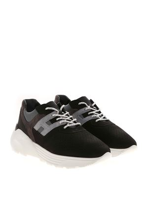 ACTIVE ONE SNEAKERS IN BLACK HOGAN | 120000001 | HXM4430BR10O8K0XN0