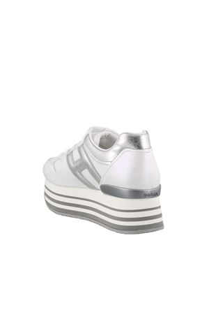 MAXI H222 SNEAKERS IN WHITE HOGAN | 120000001 | HXW2830T548O6T0351