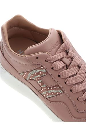 INTERACTIVE 3 SNEAKERS IN ANTIQUE PINK HOGAN | 120000001 | HXW3710DF80OHO0PSR