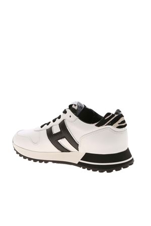 H383 SNEAKERS IN WHITE HOGAN | 120000001 | HXW3830CR00OOD04A3