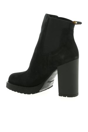 CHELSEA H542 ANKLE BOOTS IN BLACK HOGAN | 5032248 | HXW5420DH00CR0B999