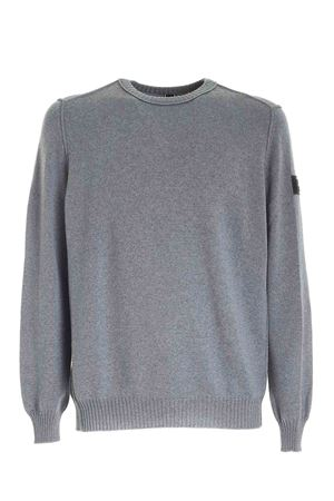 REVERSE SEAMS PULLOVER IN GREY HOGAN | -1384759495 | KMMC1412300SBUB404