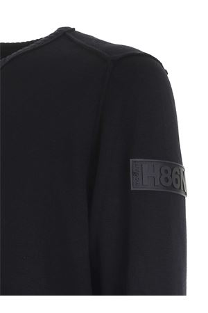 REVERSE SEAMS PULLOVER IN BLACK HOGAN | -1384759495 | KMMC1412300SBUB999