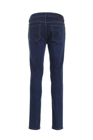 5-POCKET JEANS IN BLUE HOGAN | 24 | KPM8241307LRJPU807