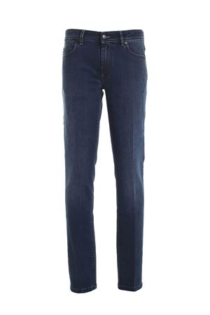 5-POCKET JEANS IN BLUE HOGAN | 24 | KPM8241307LTBDU805