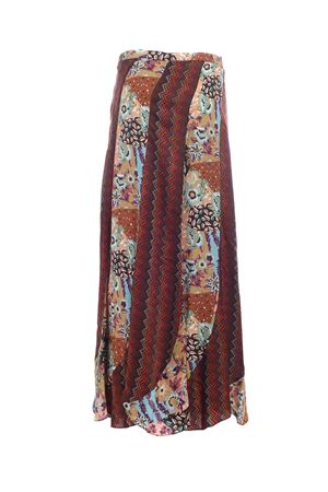FLORAL PATTERN MULTICOLOR LONG SKIRT M MISSONI | 15 | 2DH001612W0069S00FN
