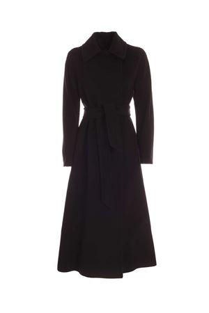 WOOL BEAVER COAT MAX MARA STUDIO | 17 | 60160603600MM10879005