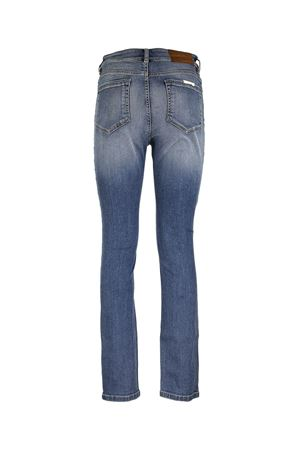 SKINNY FIT JEANS IN DENIM MAX MARA WEEKEND | 24 | 5186020900010451004