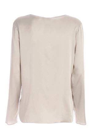 SILK SATIN T-SHIRT MAX MARA | 7 | 31960206600MM10090013