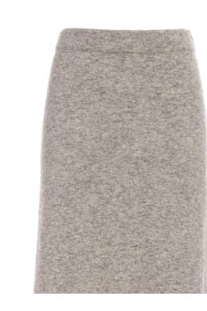 LEIDA SKIRT IN ALPACA AND WOOL BLEND MAX MARA | 15 | 33060106600MM12033002
