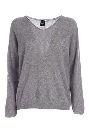 WIRED PULLOVER IN WOOL AND CASHMERE 3366030600012049002 MAX MARA | 7 | 3366030600012049002