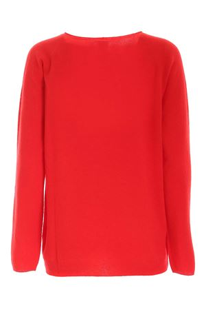 WIRED PULLOVER IN WOOL AND CASHMERE MAX MARA | 7 | 3366030600012049006