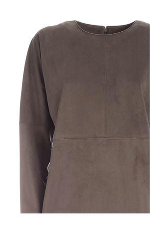 SUEDE EFFECT JERSEY DRESS MAX MARA | 11 | 36260606600MM13058001