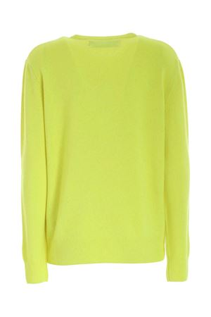 INLAY PULLOVER IN NEON YELLOW MC2 SAINT BARTH | -1384759495 | QUEENGALO94