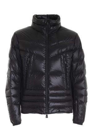 CANMORE BLACK DOWN JACKET WITH HIGH COLLAR MONCLER | 783955909 | 1A5040053071999