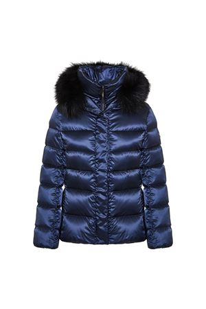 KUUMO DOWN JACKET WITH HOOD MONCLER | 783955909 | 1A59402C0060778