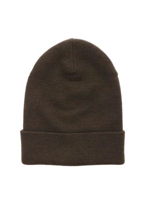RIBBED BEANIE IN ARMY GREEN MONCLER | 26 | 3B1000009974886