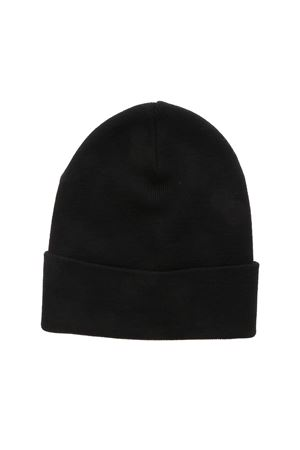 RIBBED BEANIE IN BLACK MONCLER | 26 | 3B1000009974999