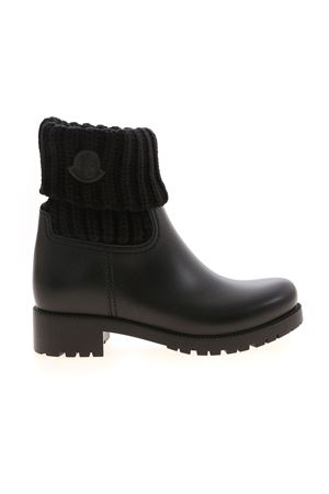 GINETTE ANKLE BOOTS IN BLACK MONCLER | 76 | 4G7000001623999