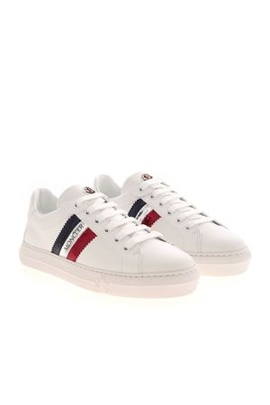 ARIEL SNEAKERS IN WHITE MONCLER | 5032238 | 4M7044001ALG002