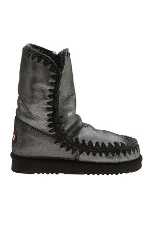 ESKIMO LIMITED EDITION BOOTS IN BLACK MOU | 76 | 101000CMGBLK