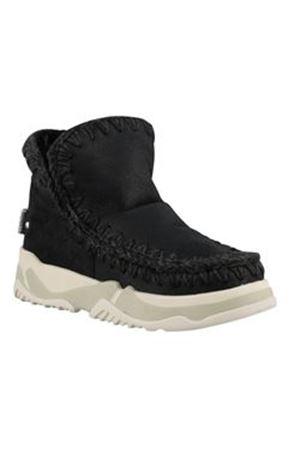 BLACK ESKIMO BOOTS MOU | 5032248 | 201013BCBKG