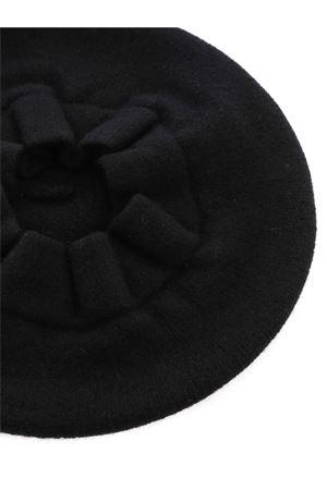BLACK BEANIE PAOLO FIORILLO CAPRI | 26 | 16022500013
