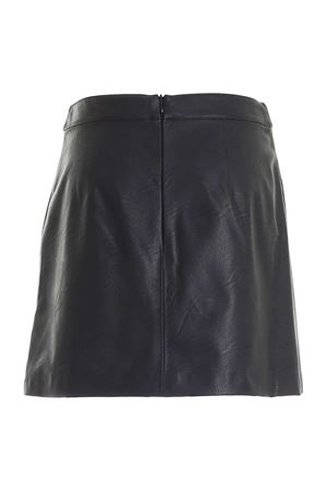 SHORT SKIRT IN BLACK PAOLO FIORILLO CAPRI | 15 | 2264274209