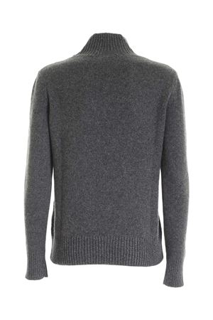 CASHMERE TURTLENECK IN GREY PAOLO FIORILLO CAPRI | 10000016 | 2325320353093
