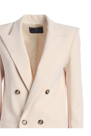 DOUBLE-BREASTED JACKET IN WHITE PAOLO FIORILLO CAPRI | 3 | 30562950A360
