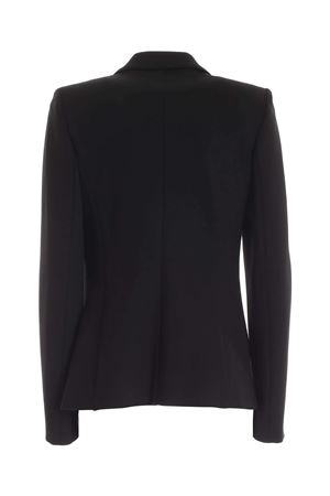 NOTCH LAPELS JACKET IN BLACK PAOLO FIORILLO CAPRI | 3 | 30832999NERO