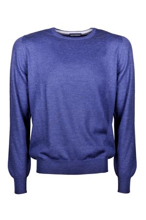 COMBED WOOL SWEATER PAOLO FIORILLO CAPRI | 7 | 5516714290597