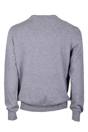 CASHMERE CREW NECK BASIC SWEATER PAOLO FIORILLO CAPRI | 7 | 5516715590072
