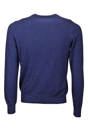 CASHMERE CREW NECK BASIC SWEATER PAOLO FIORILLO CAPRI | 7 | 5516715590589