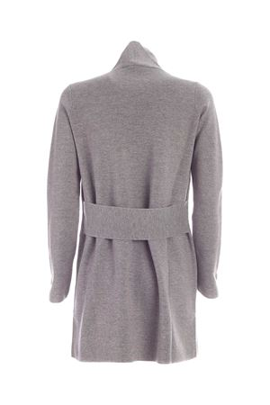 POCKETS CARDIGAN IN GREY PAOLO FIORILLO CAPRI | 39 | 5721914419061