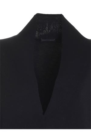 POCKETS CARDIGAN IN BLACK PAOLO FIORILLO CAPRI | 39 | 5721914419099